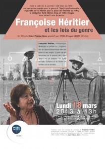 130318_Affiche_FrancoiseHeritier